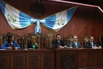 مخالفت دادگاه عالی قانون اساسی با انتقال سفارت گواتمالا به قدس