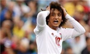 مصدومیت پدیده جام ملتهای آسیا