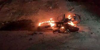 انفجار خودروی بمبگذاری شده در مناطق تحت اشغال ترکیه در سوریه