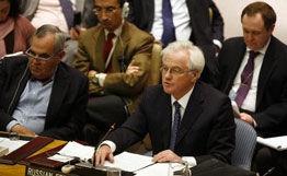 دیپلمات روسیه: هیچ اعتراضی به طرح قطعنامه علیه سوریه نداشتیم!