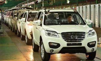 خودروهای چینی در بازار تهران چند؟