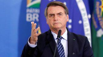 رئیسجمهور برزیل بدتر از ترمپ!