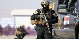 کشف مخفیگاه تروریستهای داعش در کوههای استان صلاحالدین عراق