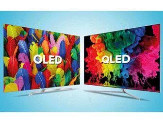 سوختگی پیکسل در تلویزیون های OLED و QLED