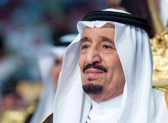 استقبال سلمان از شاه سابق ایران در سال ۱۳۵۶ +تصاویر