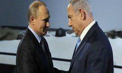 نتانیاهو خطاب به پوتین: مقابل ایران می ایستیم