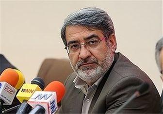 رحمانی فضلی با وزیر کشور عراق دیدار کرد+عکس