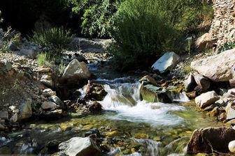 عریضترین آبشار ایران/ عکس