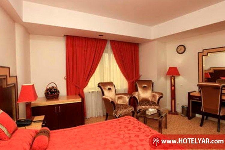 هتل های تبریز