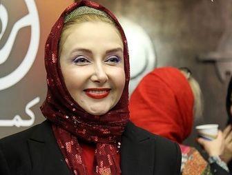 نظر زلیخا درباره انتخابات!+عکس