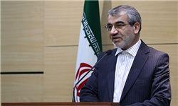 واکنش کدخدایی به یک انتقاد لاریجانی از شورای نگهبان