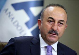 ترکیه: به خاطر آمریکا پشت ایران را خالی نمی کنیم