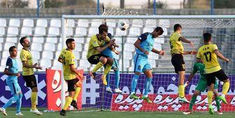 تاریخ جدید دیدار سپاهان و پیکان در جام حذفی