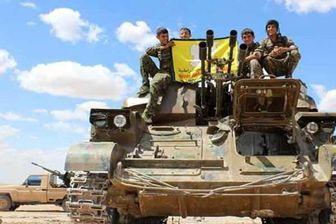 عملیات «قسد» علیه داعش در باغوز از سرگرفته شد