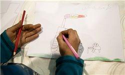 نمایشگاه نقاشی 39 هنرجو در آستارا گشایش یافت