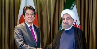 روایت سخنگوی وزارت خارجه ژاپن از محورهای رایزنی «آبه» و «روحانی»