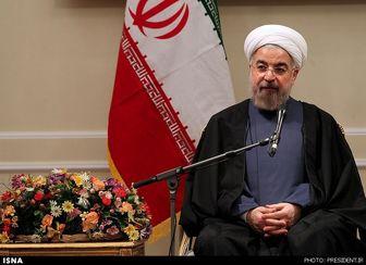 دیدار سفرای جدید ایران با روحانی