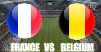 فرانسه برای بار سوم به فینال جام جهانی راه پیدا کرد