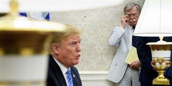 عصبانیت بولتون از ترامپ بابت جنگ نکردن با ایران