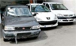 حباب قیمتی خودروهای مدل ۹۷ در حال ترکیدن+جدول قیمت