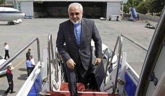 ظریف قزاقستان را ترک کرد
