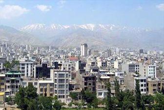مظنه آپارتمانهای کمتر از ۶۰ متر در تهران
