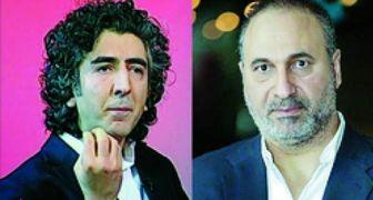 درگیری علیزاده و حمید فرخ نژاد بالا گرفت/سخنان افشاگرانه علیه بازیگر ایرانی!
