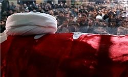 پایان تشییع آیت الله در تهران