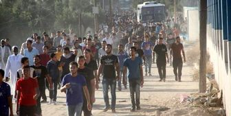 راز درگیری نظامیان صهیونیستی با فلسطینیان در نوار غزه