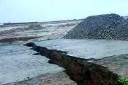 فرونشست زمین در تهران ارتباطی با زلزله ندارد