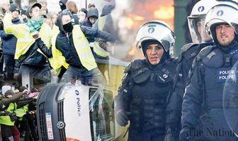 چرا فرانسوی ها در اعتراضات جلیقه زرد بر تن کردند