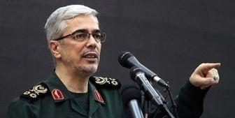 سرلشکر باقری: انتقام سختی در انتظار عاملان ترور شهید فخریزاده است