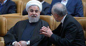واکنش روحانی به منتقدان برجام در مراسم فناوری هستهای