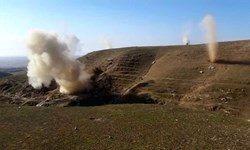 کشف ۹ تونل و کشته شدن ۲۰ داعشی در نینوی