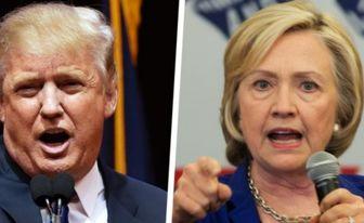 حمایت ۴میلیون آمریکایی در راهیابی کلینتون به کاخ سفید