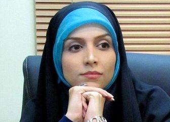 خوش گذرانی های خانم مجری در طبیعتی ناب/ عکس