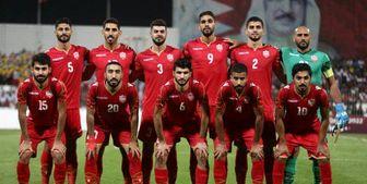 بحرین میزبان گروه ایران شد
