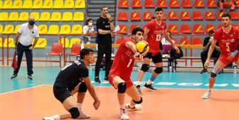 برد ایران مقابل قهرمان آفریقا