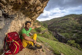 جوان محبوبی که بکرترین مناطق ایران را به تصویر کشید/فیلم