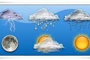 آخرین وضع آب و هوای کشور در بیست و هشتم فروردین