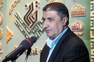 ۴ محور برنامههای وزیر پیشنهادی راه از زبان اسلامی