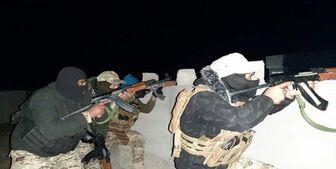الحشد الشعبی مخفیگاههای داعش را در هم کوبید