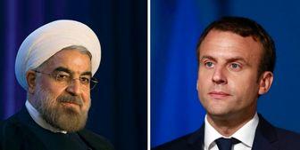 احتمال سفر مکرون به ایران