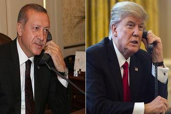 ترامپ و اردوغان به توافق رسیدند