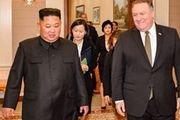 پمپئو با کره شمالی مذاکره می کند