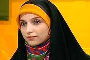حجاب مثال زدنی مجری مشهور درحین اصفهان گردی/ عکس