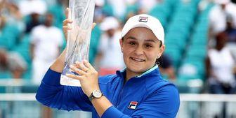 حدف تنیسور شماره یک زنان جهان از مسابقات ویمبلدون
