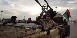 آزادسازی محله «المغار» شهر درنه لیبی