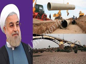 جسارت روحانی در کرمان به قیمت خیانت در حق خوزستان تمام شد