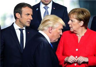 جدال ترامپ و اروپاییها بر سر برجام